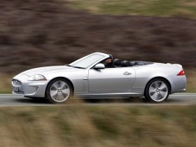 Ver foto 5 de Jaguar XKR Convertible UK 2009