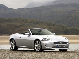 Ver foto 4 de Jaguar XKR Convertible UK 2009