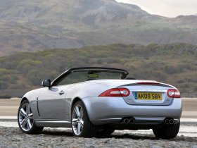 Ver foto 3 de Jaguar XKR Convertible UK 2009