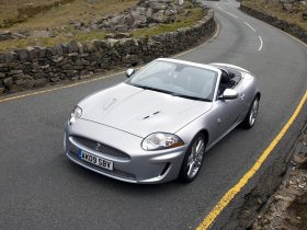 Ver foto 2 de Jaguar XKR Convertible UK 2009