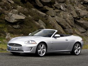 Ver foto 1 de Jaguar XKR Convertible UK 2009