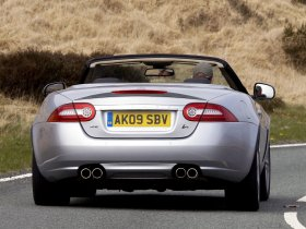 Ver foto 13 de Jaguar XKR Convertible UK 2009