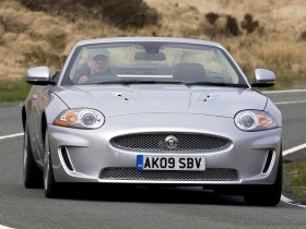 Ver foto 12 de Jaguar XKR Convertible UK 2009