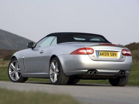 Ver foto 10 de Jaguar XKR Convertible UK 2009