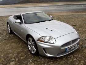 Ver foto 9 de Jaguar XKR Convertible UK 2009