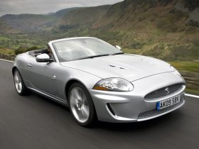 Ver foto 8 de Jaguar XKR Convertible UK 2009
