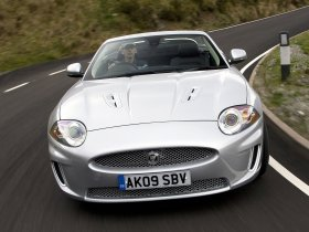 Ver foto 7 de Jaguar XKR Convertible UK 2009
