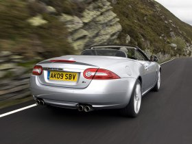Ver foto 6 de Jaguar XKR Convertible UK 2009