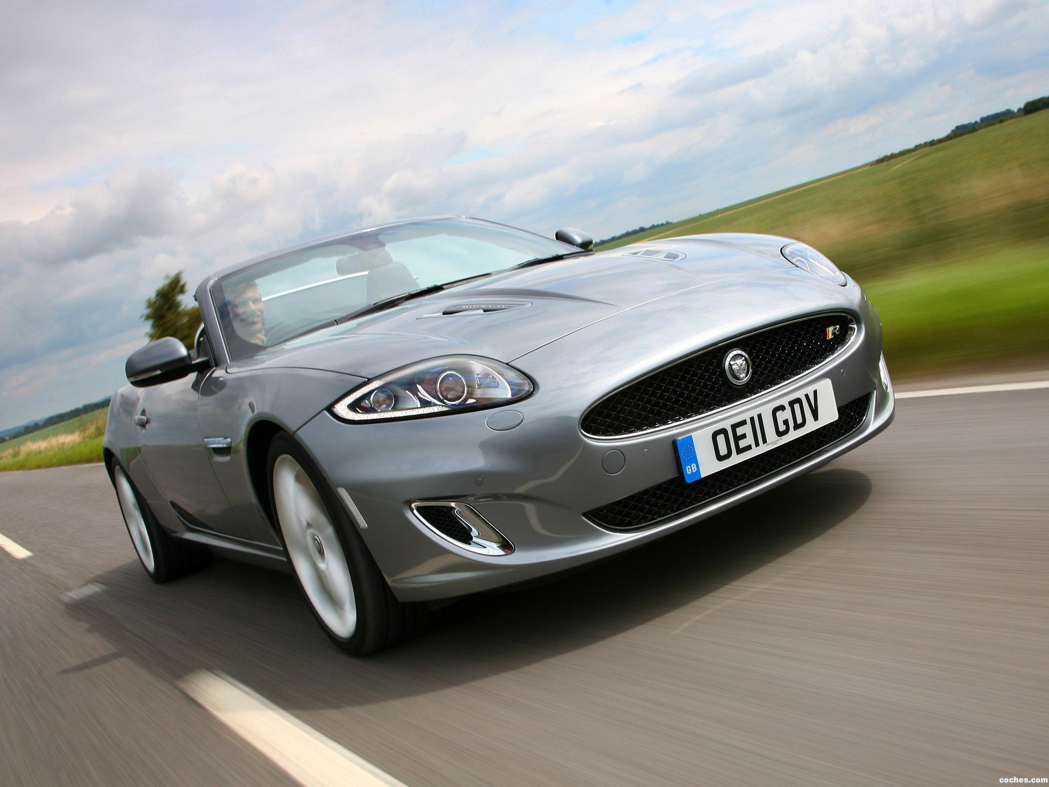 Foto 5 de Jaguar XKR Convertible UK 2011