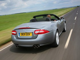 Ver foto 5 de Jaguar XKR Convertible UK 2011