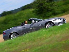 Ver foto 4 de Jaguar XKR Convertible UK 2011