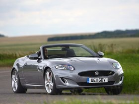Ver foto 3 de Jaguar XKR Convertible UK 2011