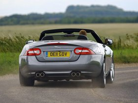 Ver foto 2 de Jaguar XKR Convertible UK 2011