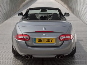 Ver foto 7 de Jaguar XKR Convertible UK 2011