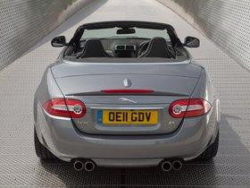 Ver foto 7 de Jaguar XKR Convertible UK 2011