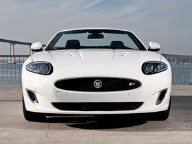 Ver foto 4 de Jaguar XKR Convertible USA 2011