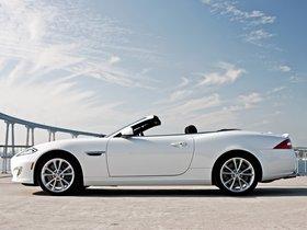 Ver foto 3 de Jaguar XKR Convertible USA 2011