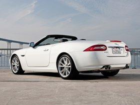 Ver foto 2 de Jaguar XKR Convertible USA 2011