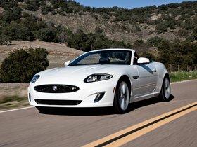 Fotos de Jaguar XKR Convertible USA 2011