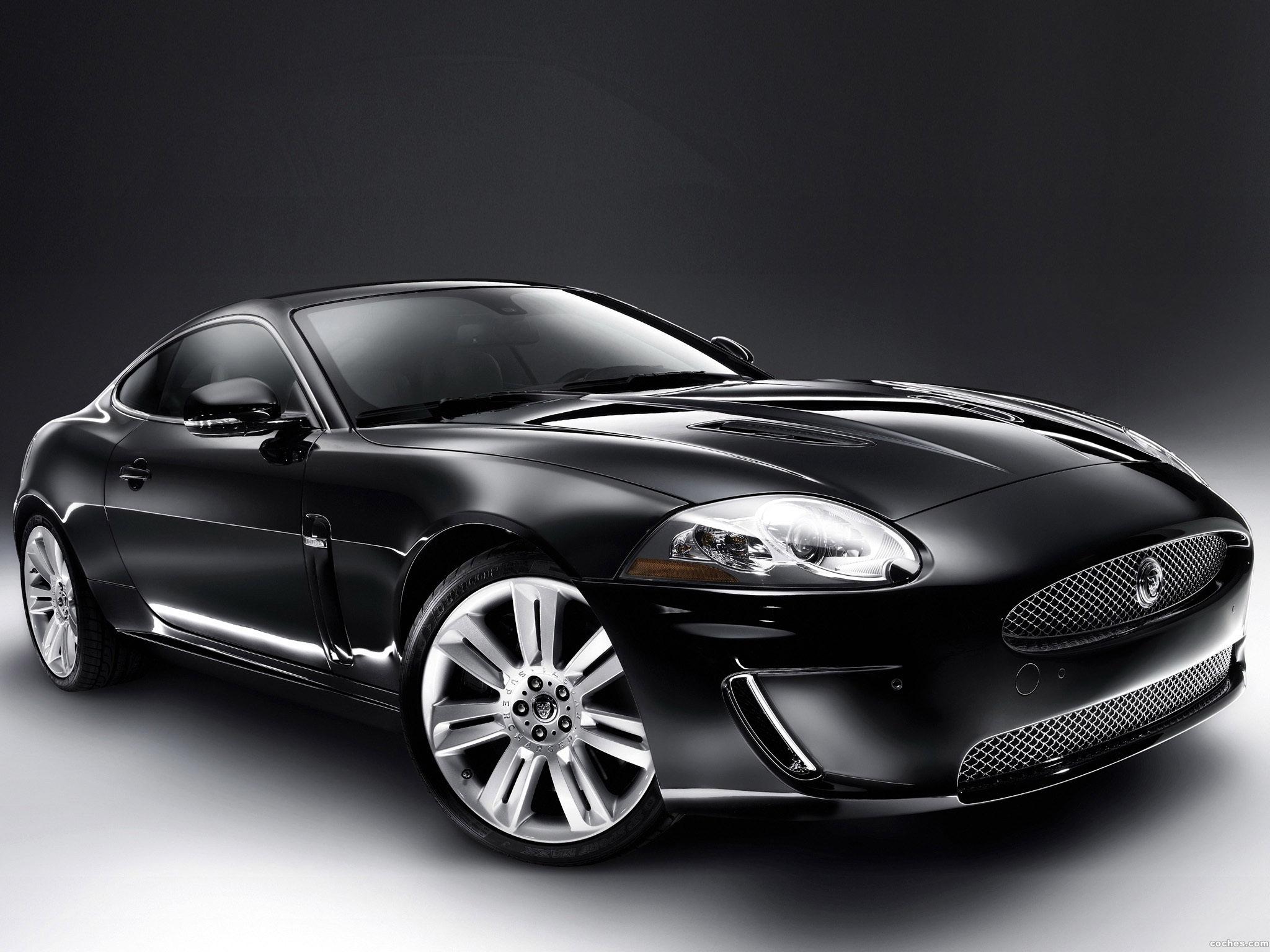 Foto 0 de Jaguar XKR Coupe 2009