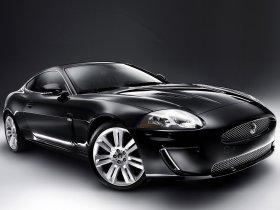 Fotos de Jaguar XKR Coupe 2009