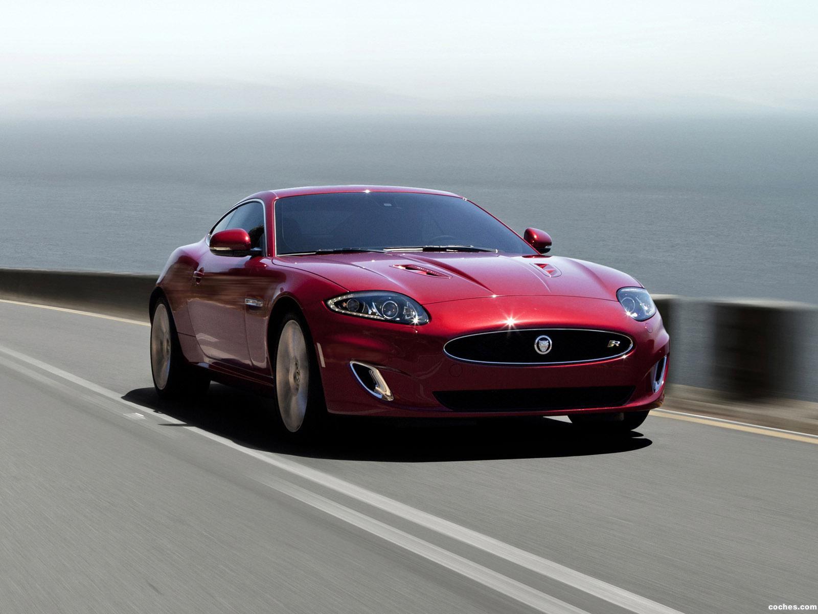 Foto 0 de Jaguar XKR Coupe 2011