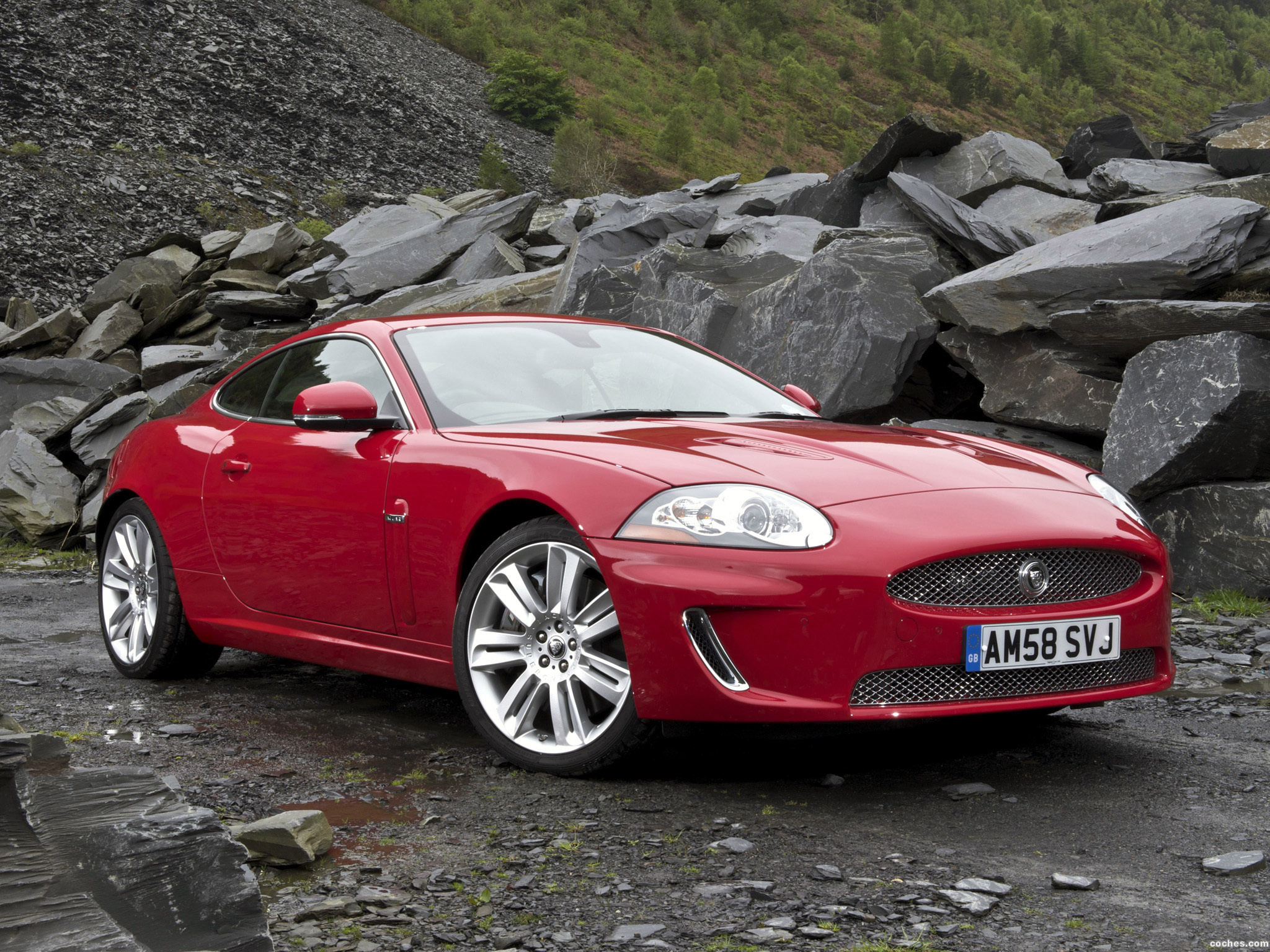 Foto 0 de Jaguar XKR Coupe UK 2009