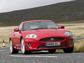 Ver foto 7 de Jaguar XKR Coupe UK 2009