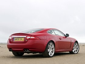 Ver foto 4 de Jaguar XKR Coupe UK 2009
