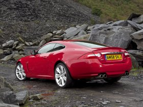 Ver foto 3 de Jaguar XKR Coupe UK 2009