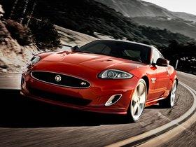 Fotos de Jaguar XKR Coupe USA 2011