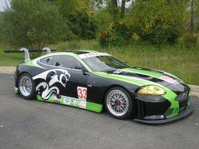 Ver foto 2 de Jaguar XKR GT2 RSR Le Mans 2010