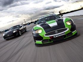 Fotos de Jaguar XKR GT2 RSR Le Mans 2010