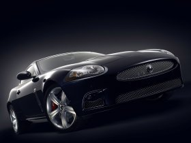 Fotos de Jaguar XKR Portfolio 2008