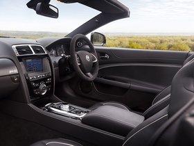 Ver foto 10 de Jaguar XKR-S Convertible 2011