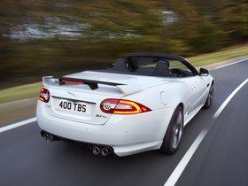 Ver foto 5 de Jaguar XKR-S Convertible 2011