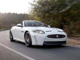 Ver foto 3 de Jaguar XKR-S Convertible 2011