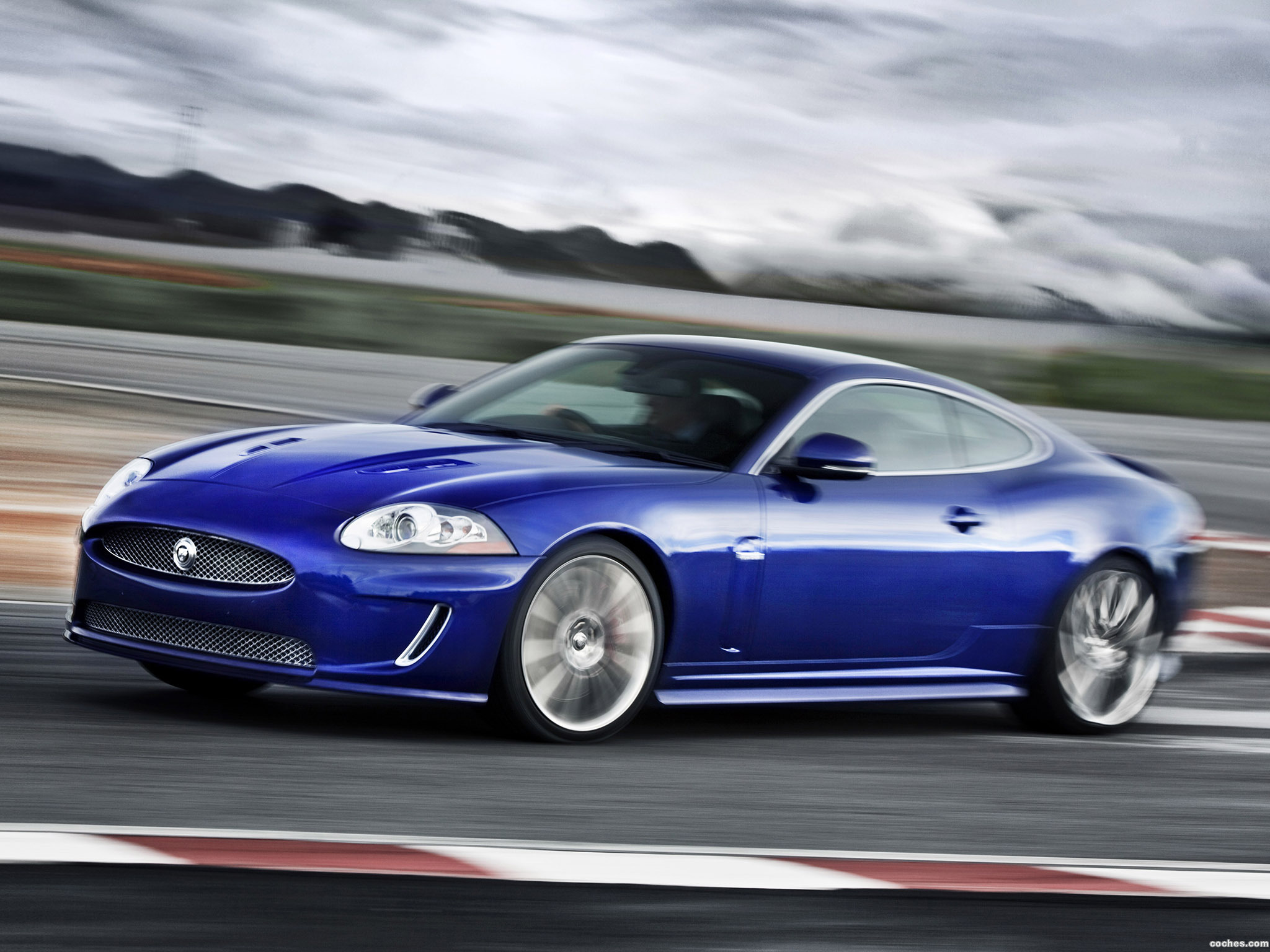 Foto 0 de Jaguar XKR Speed Pack 2010