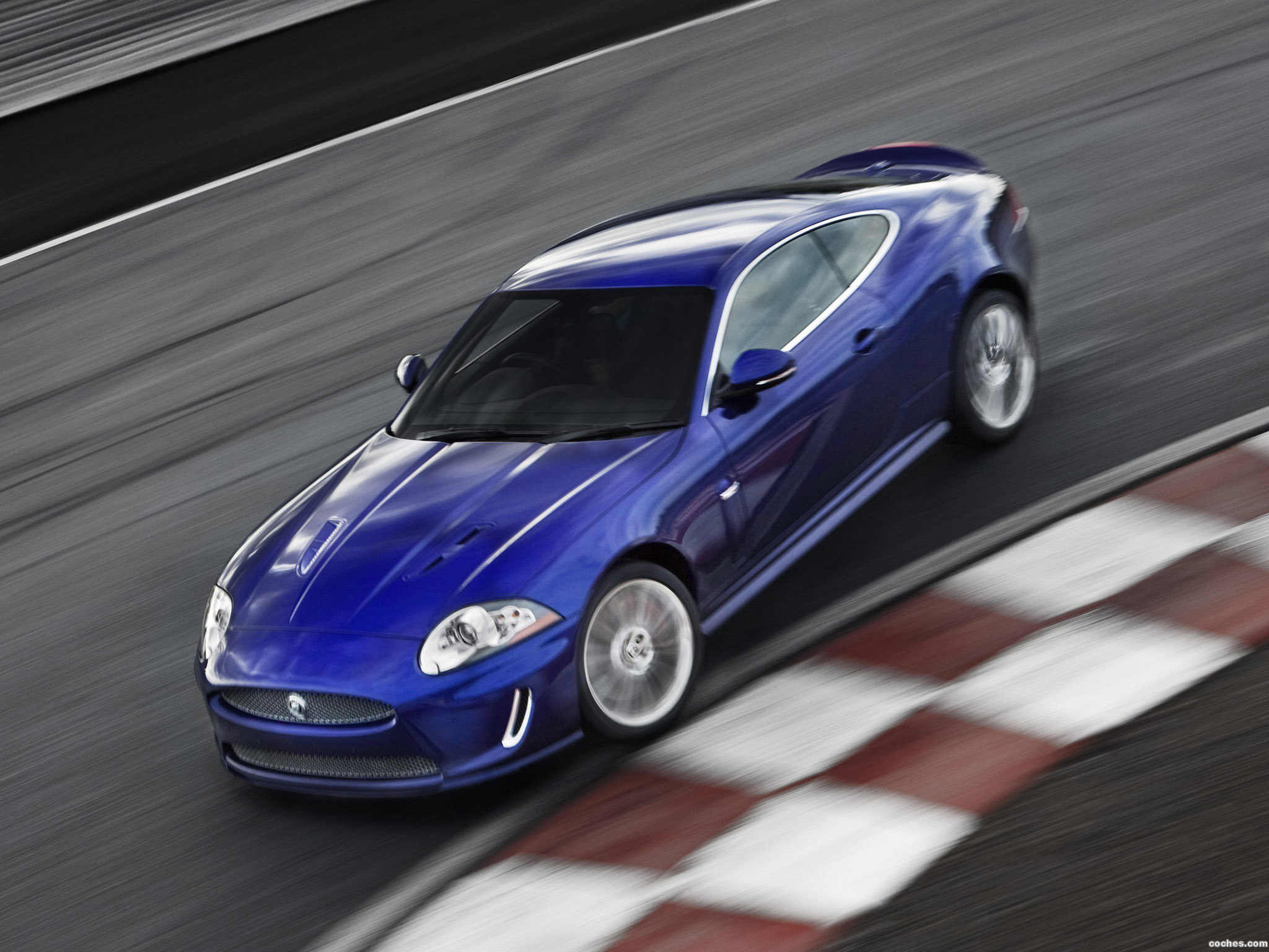 Foto 5 de Jaguar XKR Speed Pack 2010