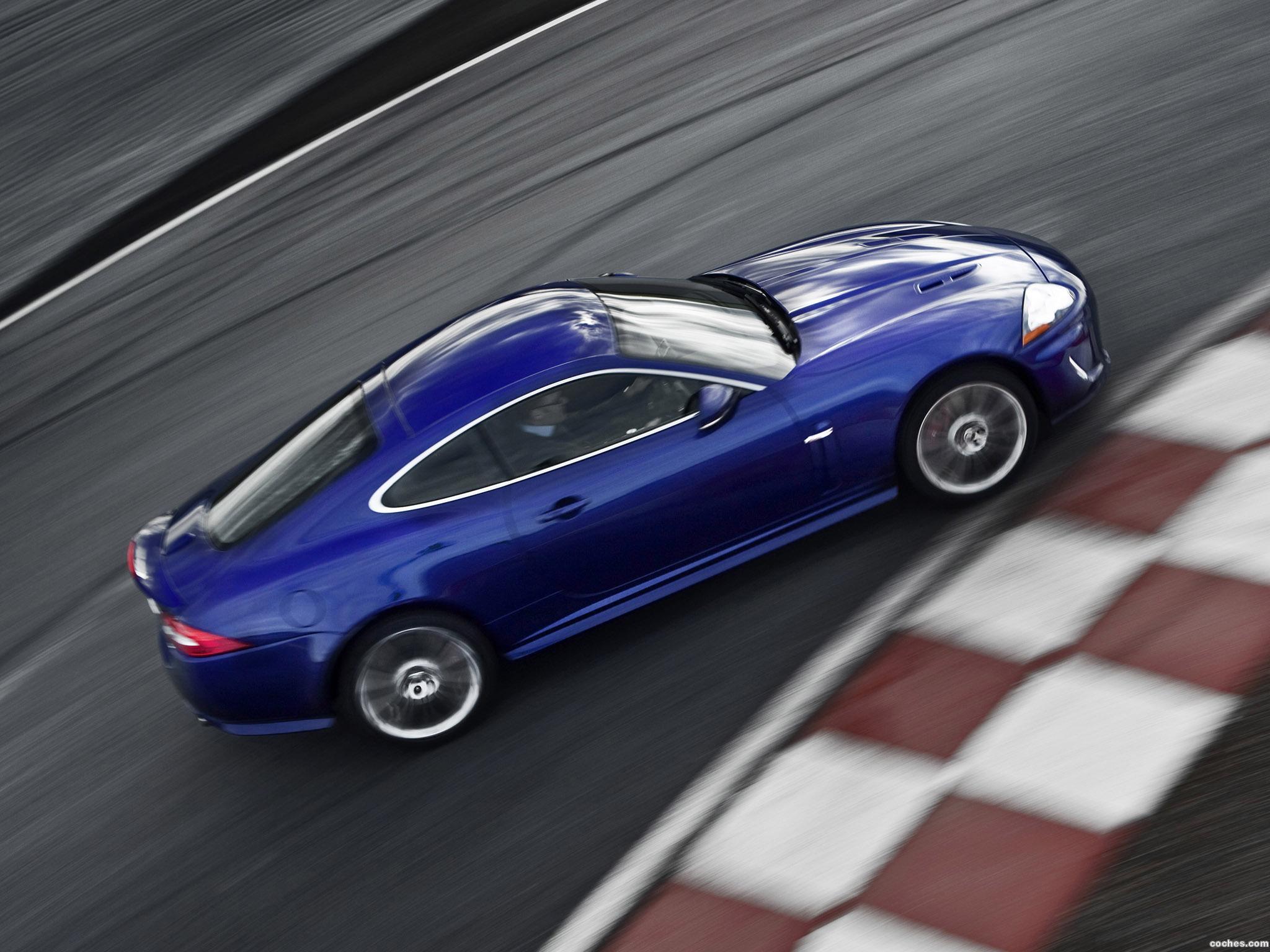 Foto 4 de Jaguar XKR Speed Pack 2010