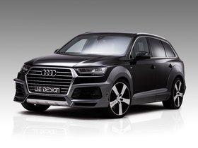 Ver foto 1 de JE Design Audi Q7 S Line 2016
