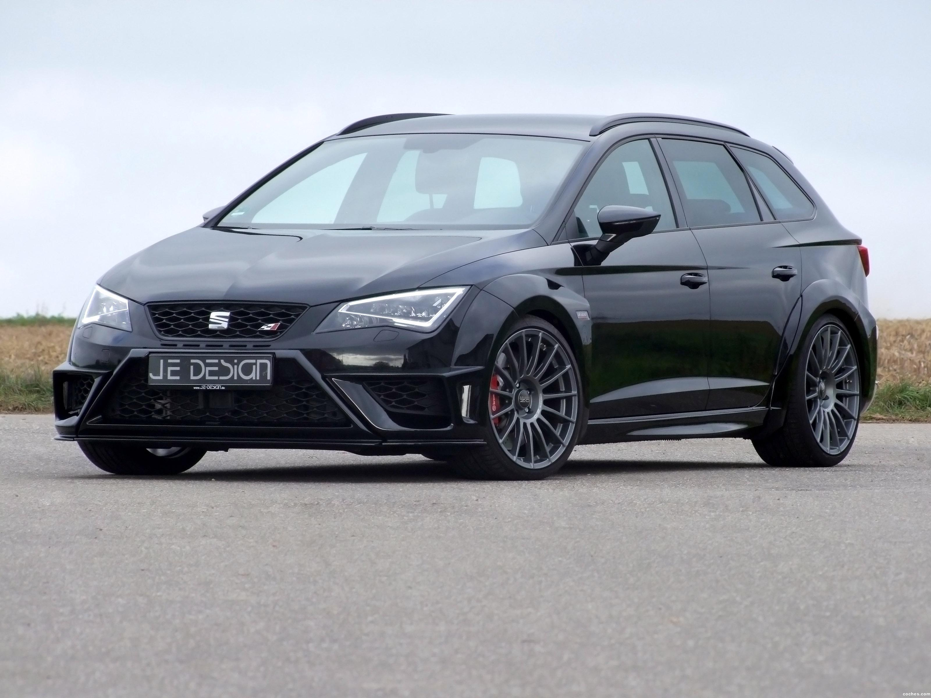 Foto 0 de JE Design Seat Leon ST Widebody 2015