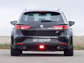 Ver foto 2 de JE Design Seat Leon ST Widebody 2015
