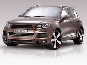 Ver foto 5 de JE Design Volkswagen Touareg Widebody 2014