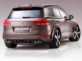 Ver foto 4 de JE Design Volkswagen Touareg Widebody 2014