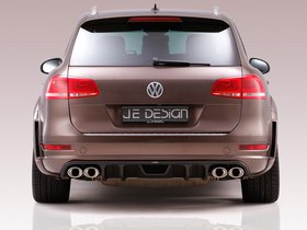 Ver foto 2 de JE Design Volkswagen Touareg Widebody 2014