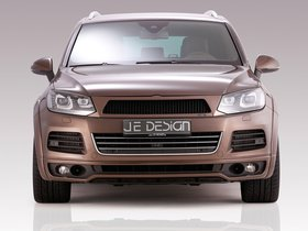 Ver foto 1 de JE Design Volkswagen Touareg Widebody 2014