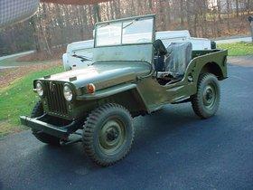 Ver foto 3 de Jeep CJ 2A 1945