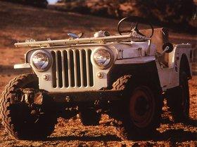 Ver foto 2 de Jeep CJ 2A 1945