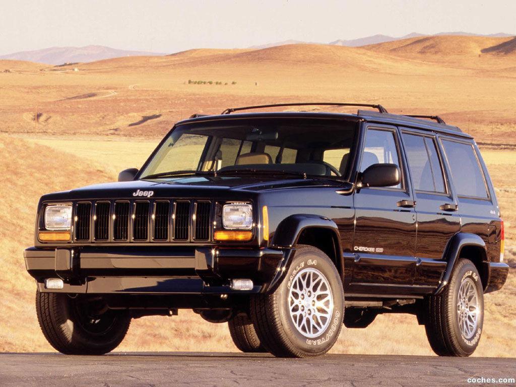 Foto 0 de Jeep Cherokee 1997
